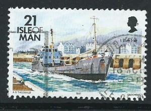 Isle of Man  SG 544 VFU imprint 1997