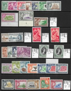 PITCAIRN ISLANDS MINT/USED DEALERS REMAINDERS PRICED TO SELL AT £70+
