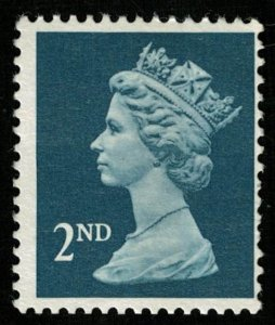 Queen Great Britain 2nd (T-4883)