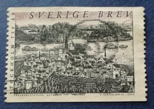 Sweden # 2432 Used