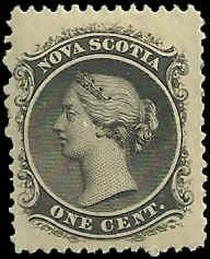 Nova Scotia - 8 - Unused - SCV-15.00