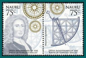 Nauru 2006 Edmund Halley, MNH 548,SG617a