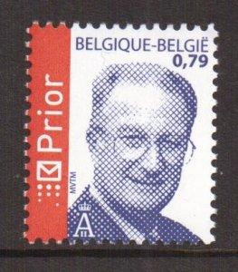 Belgium  #1890  MNH  2002  King Albert II   79c  red and ultra