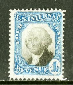 US Stamp # R106 Revenue USED Fresh Scott Value $125.00