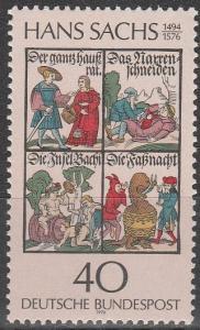 Germany #1206 MNH (S6709)