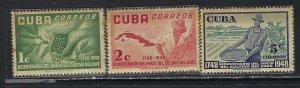 CUBA 481-83 MOG COFFEE TONING L1095