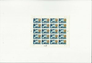 3US Stamps/Postage/Sheets Sc #3141 Marshall Plan MNH F-VF OG FV 6.40