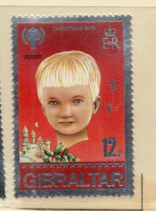 Gibraltar 1979 QEII Early Issue Fine Mint Unmounted 12p. NW-99298