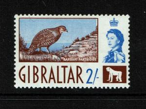 Gibraltar SG# 170, Mint Hinged, small Hinge Remnant - Lot 052117