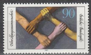 Germany #1356  MNH  (S6998)
