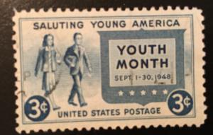 963 Youth Month, Circulated Single, VF condition, Vic's Stamp Stash