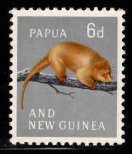 PNG Papua New Guinea Scott 156 MH*