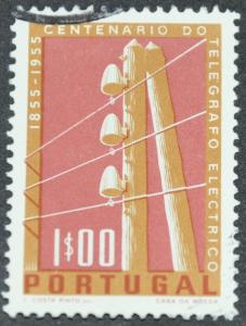 DYNAMITE Stamps: Portugal Scott #813 – USED