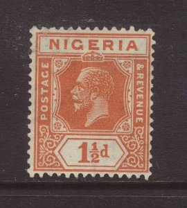1931 Nigeria 1½d Mounted Mint SG17