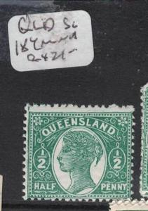 [SOLD] Queensland SG 184 MNH (8dpy)