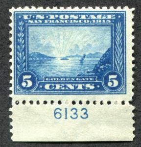 United States 399 Mint NH pl# single