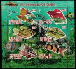 Fish, Block, (3099-T)