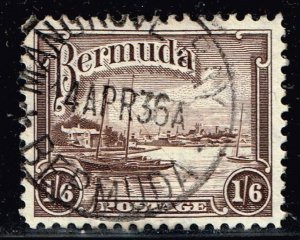 UK STAMP BERMUDA FIRS DAY CANCEL COLLECTION LOT #3  14/04/1936