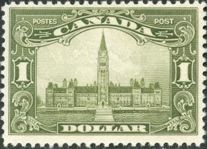 CANADA #159 VF OG NH GEM CV $600.00 BN6662