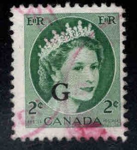 Canada Used Scott o41 Used official stamp