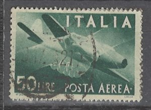 COLLECTION LOT # 2399 ITALY #C113 1946 CV=$20