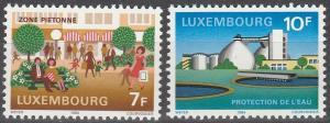 Luxembourg #700-01  MNH F-VF  (SU3703)