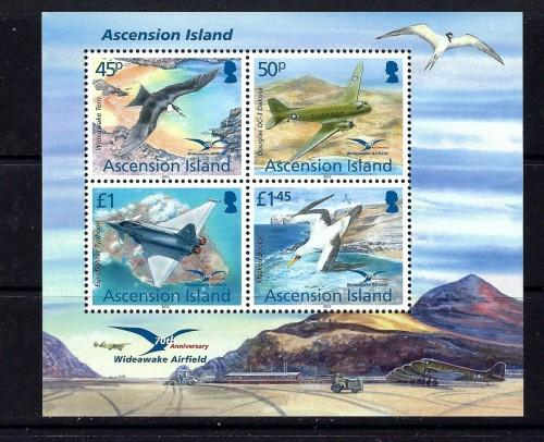 Ascension 1066 NH 2012 Airplanes S/S SV 2017 $11.00