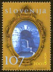 Slovenia Sc# 459 MNH 2001 Europa