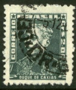 Brazil 797, 2cr Duke of Caxias. Used. (463)
