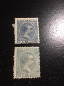 Cuba sc 146,149 MH