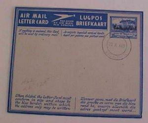 BECHUANALAND  AIR LETTER OCT 1949