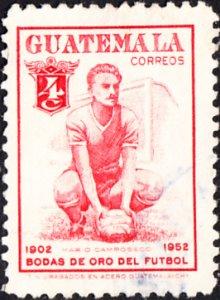 Guatemala #356   Used