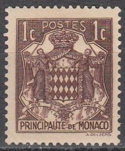 Monaco #145 F-VF Unused   (S7783)
