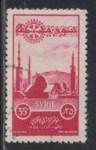 Syria,  35p Mosque (SC# C189) Used