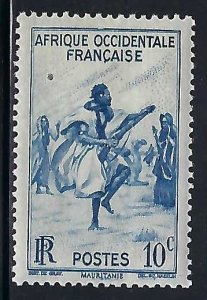 French West Africa 36 MOG E310-5