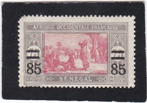 Senegal,  #   126    unused