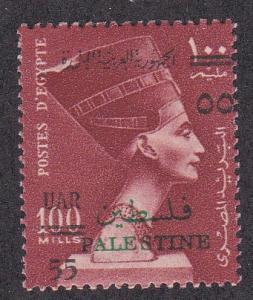 Egypt - Palestine # N72, Palestine Overprint, Mint NH, 1/2 Cat.