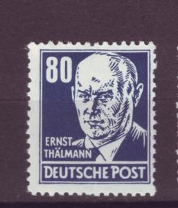 J10936 JL Stamps 1953 germany ddr mnh thalmann wmk 297