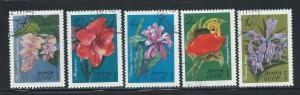 RUSSIA SC# 3924-8 FVF/CTO 1971