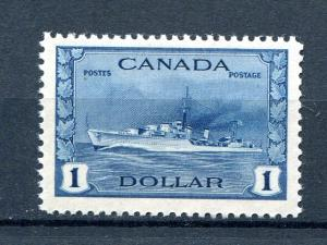 Canada #262 Mint VF NH  - Lakeshore Philatelics