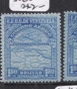 Venezuela SC C27 MNH (9dgl)