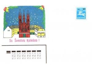 Lithuania, Postal Stationary