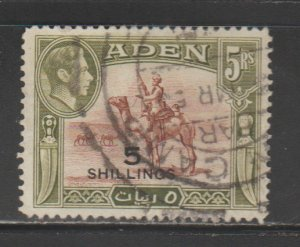 Aden #45 Used