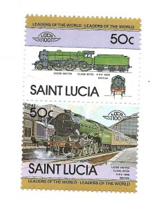 ST Lucia 1983 - MNH - Scott #620 *