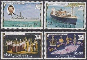 Anguilla 271-274 MNH CV $1.10