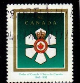 Canada - #1446 order of Canada - Used