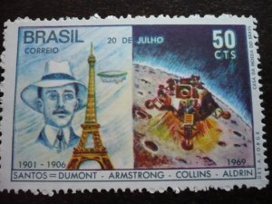 Brazil - Week of the Wing- Three stamps