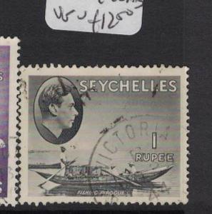 Seychelles SG 146a VFU (10dtf)