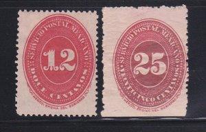 Mexico 219-221 MH Numeral