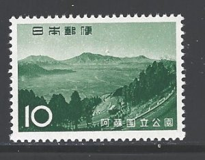 Japan Sc # 842 mint never hinged (RC)